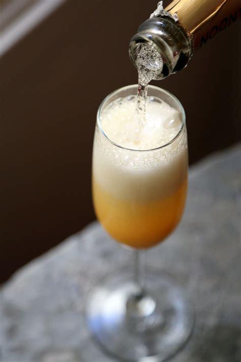 mimosa cuisine mango grapefruit mimosa popsugar food