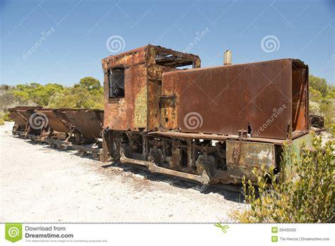rusty train rusty train stock photography image 29435932