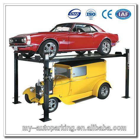 garage hydraulic car lift mini lift for garage hydraulic car lift parking machine