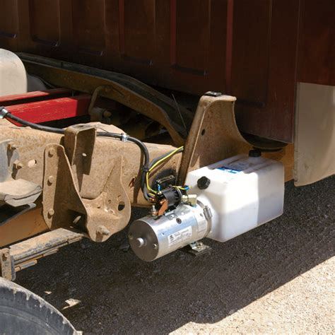 Dump Bed Kit by Arrow Truck Dump Hoist Kit 4 000 Lb