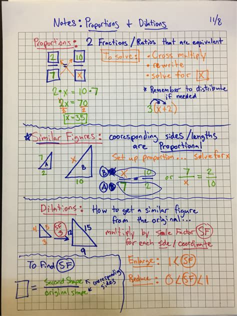 Now that we are done with the congruent triangles, we can move on to another concept called similar triangles. Unit 3 Triangle Similarity - Math Sheaffer