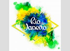 2016 rio de Janeiro olympic watercolor background 01
