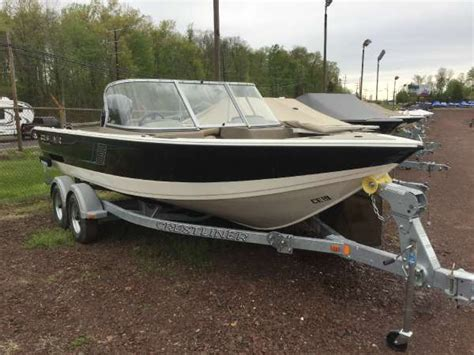 Fish And Ski Boats For Sale In New York by 2016 New Crestliner 1950 Sportfish Ob Ski And Fish Boat