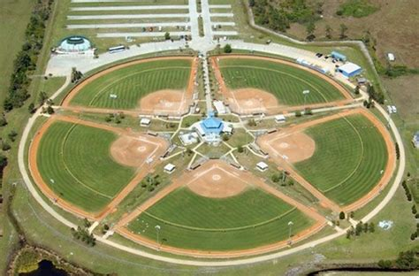 Fields Orlando by Osceola County Softball Complex Usssa Road To Orlando