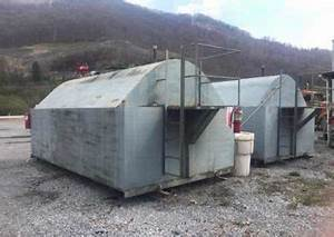 6 000 Gallon Single Wall Tank Within Enclosed Secondary