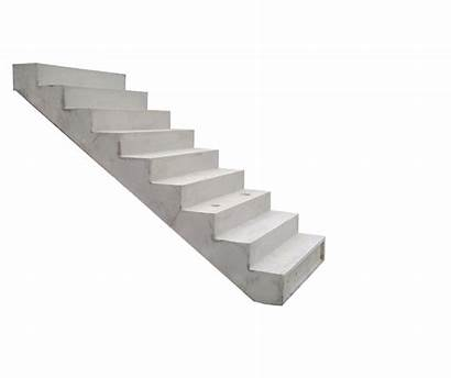 Stairs Staircase Clipart Transparent Precast Stair Concrete