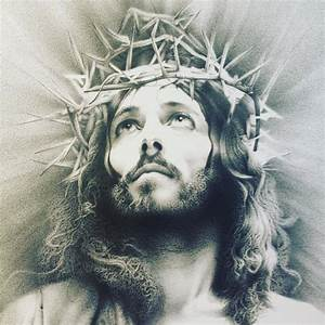 Jesus Drawing by Giampiero Damanias