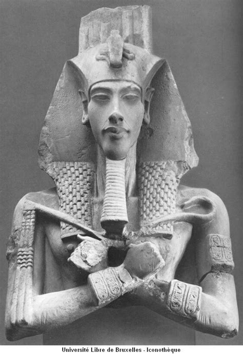 Amenophis IV aka Akhenaton | Christogenea.org