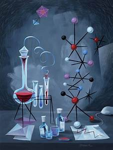 Laboratory Still Life 02 By Don Shank