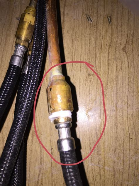 Kitchen Sink Spray Hose Replacement   Terry Love Plumbing