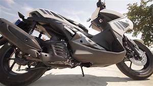 Best Automatic Sport     Yamaha Aerox 155 Abs