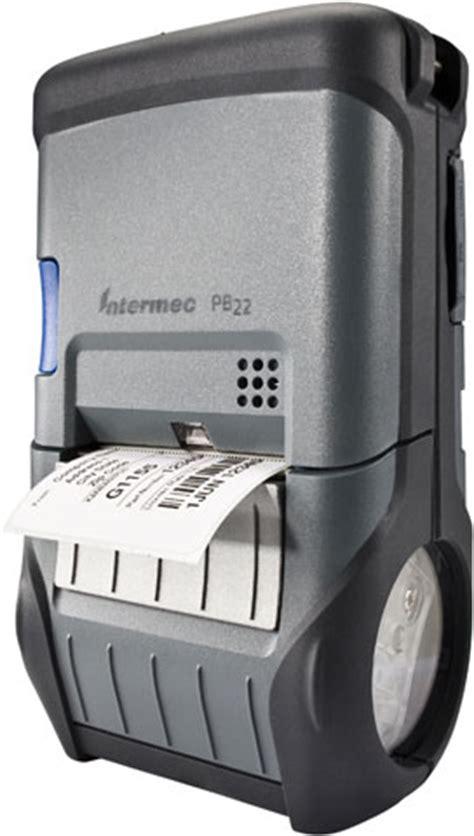 intermec pb portable printer  price   save
