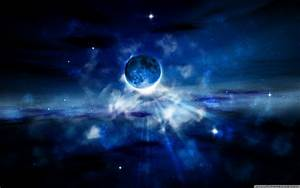 Free, Download, Black, And, Blue, Moon, Wallpapers, The, Art, Mad, Wallpapers, 2560x1600, For, Your, Desktop