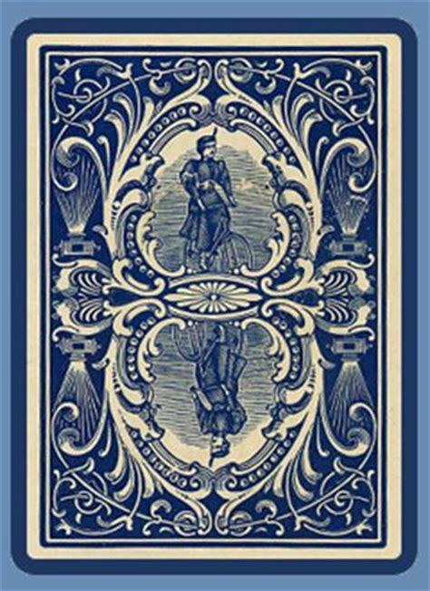bicycle playing cards vintage  designs