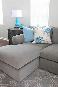 Graues Sofa Kombinieren : grau als wandfarbe wie sch n ist das denn ~ Michelbontemps.com Haus und Dekorationen
