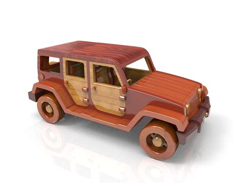 wooden jeep toy plans wow blog