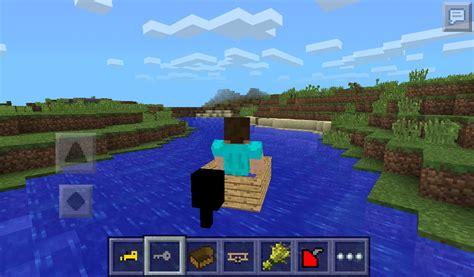 Maycraft Boat Motor by Mech Motor Boats Minecraft Pe Mods Addons