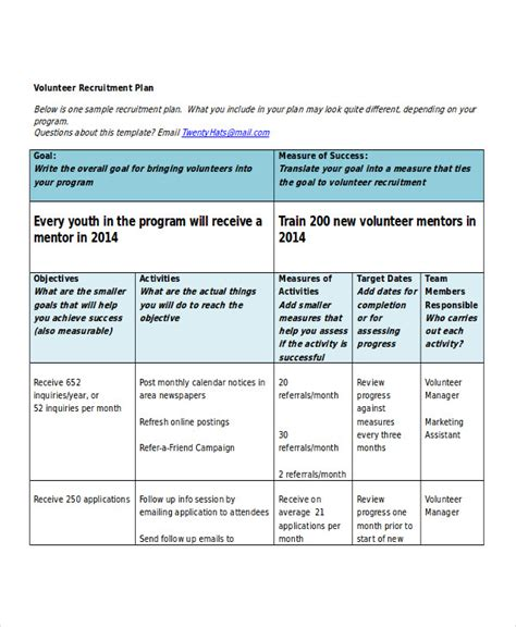 strategic plan examples samples  google docs