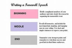 How To Write A Farewell Speech For Graduating College Seniors