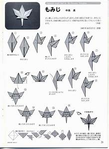 Origami Fall Leaves