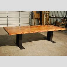 Wood Tables And Slabs  Odie's Oil