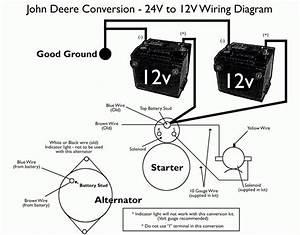 John Deere 4020 Alternator Wiring Diagram