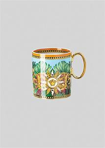 Versace, Jungle, Animalier, Mug