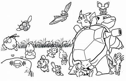 Pokemon Coloring Pages Legendary Getdrawings