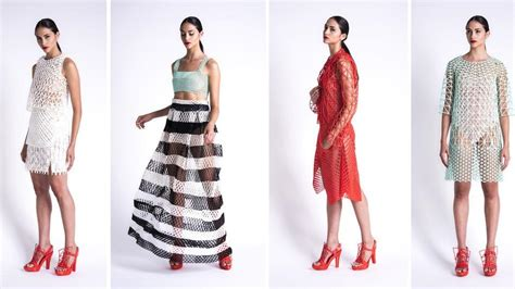 design a clothing line designer prints clothes at home 3d printing industry