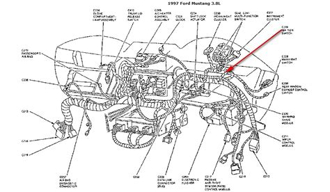 92 Mustang Heater Blower Wire Diagram by I A 97 Ford Mustang The Problem Is It Keeps Blowing