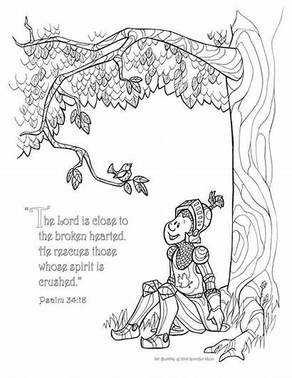 Psalm Coloring Mondays