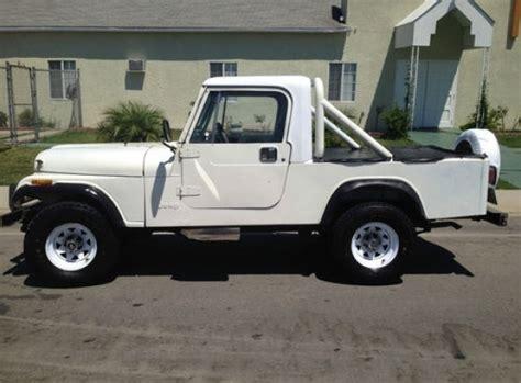 jeep scrambler for sale on craigslist 1981 jeep cj 8 scrambler bring a trailer