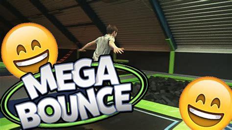 megabounce beste nieuwe trampolinepark belgie youtube