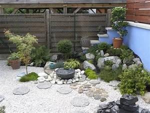 mini jardin zen couleurs jardin pinterest minis With comment amenager un petit jardin 5 mini jardin japonais