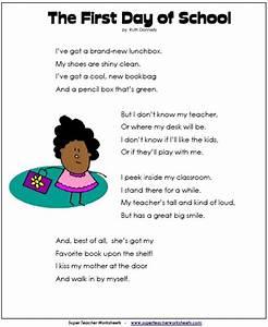 Back-to-School Poem