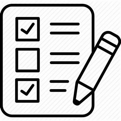 Test Clipart Icon Paper Clip Transparent Papers