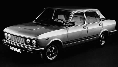 Fiat Dictionary by 1972 Fiat 132