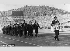 London 2012 Olympics Opening ceremony gaffe of 1948