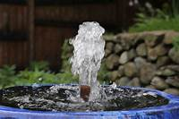 how to build a water feature How To Build A Hidden Water Fountain - A Concord Carpenter