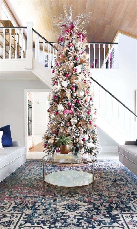 Decorating Ideas For Trees by Diy Tree S Pink Tree