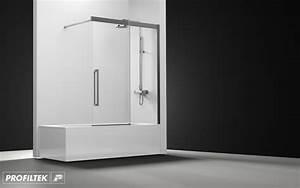 Pare Baignoire 60 Cm : pare baignoire vita fixe coulissant verre securit 8mm ~ Dailycaller-alerts.com Idées de Décoration