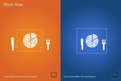 cool posters  show  differences  adobe