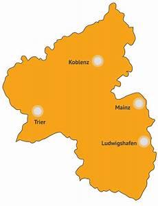 Hausbaufirmen Rheinland Pfalz : rheinland pfalz karte ~ Markanthonyermac.com Haus und Dekorationen
