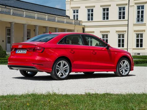 Audi A3 Picture by Audi A3 Saloon 2014 Car Picture 01 Of 12 Diesel