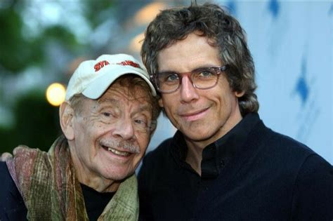 jerry stiller son ben     put