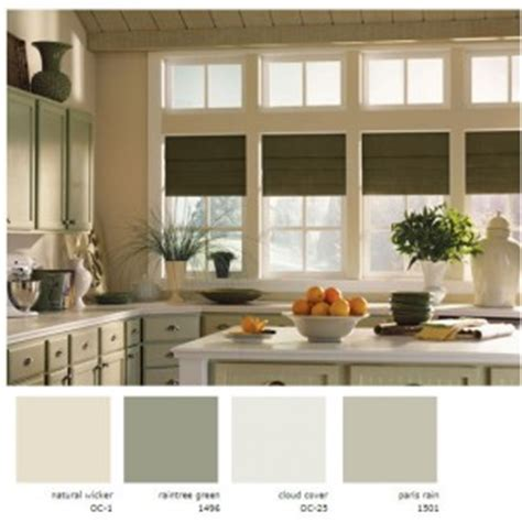 benjamin green kitchen farrow chappell green interiors by color 4418