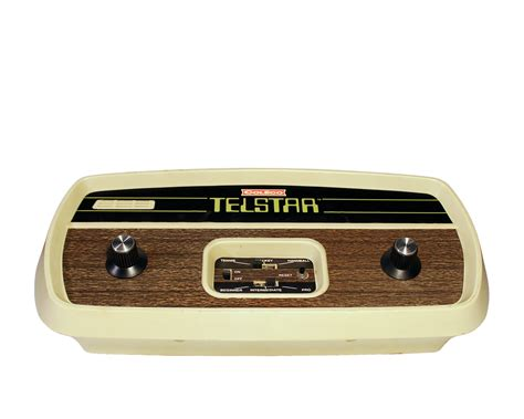 [RetroConsole] A huge family: Coleco Telstar – I Old Games!