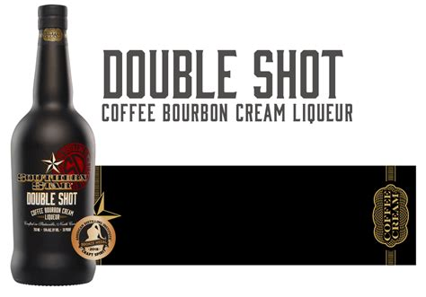 A double shot uses 14g of coffee and produces around 60ml of espresso (about 2 liquid ounces). Coffee Bourbon Cream Liqueur | Southern Distilling Company