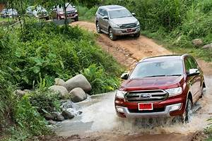 2015 Ford Everest Detailed In New Photos