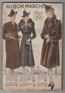 Bon Price Mode : catalogue au bon market paris winter 1939 1940 fashion house boucicaut ebay les catalogues ~ Eleganceandgraceweddings.com Haus und Dekorationen